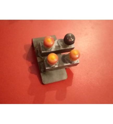 Паук гидравлический к доп. оборудованию правый  PR, SS ТСМ 621L0-12701