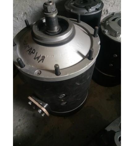 Электродвигатель тяговый ЕВ687 ДС 3,6/7,5/14-01 20104 Н
