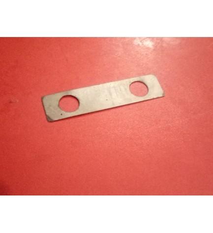 Пластина регулировочная 0,5 на VM стрелу 154099