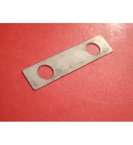 Пластина регулировочная 1,0 на VM стрелу 154100
