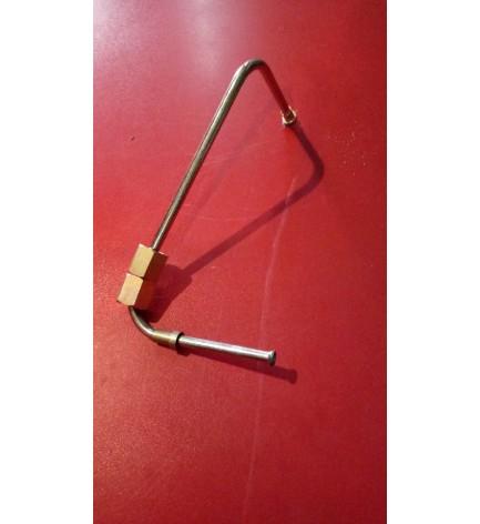 Труба тормозная левая ДВ1792
