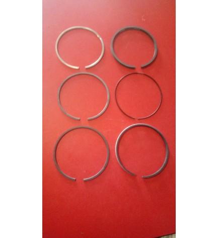 Комплект поршневых колец Д3900
