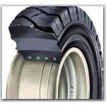 Цельнолитые шины для погрузчиков и их главные достоинства
