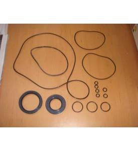 Комплект резиновых уплотнений ГДП 6860 №6860 NBR O-R & GUFERO